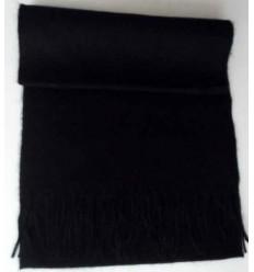 Cachecol  cinza em tecido leve e macio 100% acrílico, anti-alérgico, cod 1447