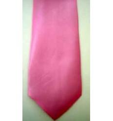 Gravata longa, rosa, cód 961R