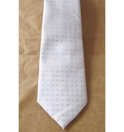 Gravata creme, longa tradicional, design moderno da nova coleção, Cod. 1338 Entrega imediata com todas garantias da Empresa F