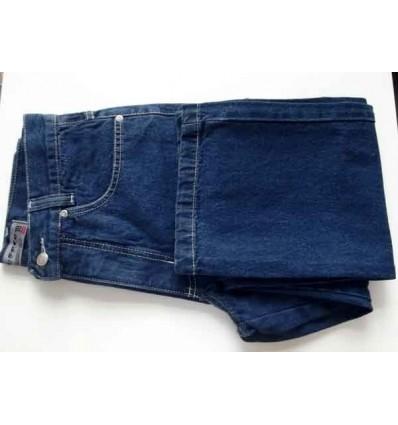 Calca jeans tradicional, cor azul, 100%  de algodão, ótima qualidade. Cód 1268