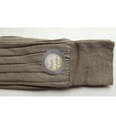 Meias de algodão fio escócia, cor caqui. Ref. 561C Entrega imediata com todas garantias da Empresa Fredao