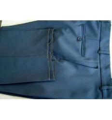 Calça social cinza da coleção masculina, em tecido microfibra oxford. Cód 1187