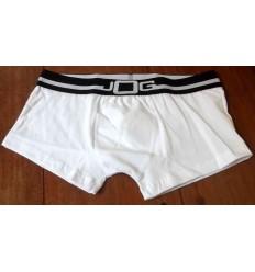 Cueca modelo sungão em cotton, branca, 95% de algodão e 3% elastano, branco, cod 1289