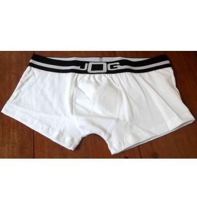Cueca modelo sungão em cotton, branca, 95% de algodão e 3% elastano, branco, cod 1289 Entrega imediata com todas garantias da