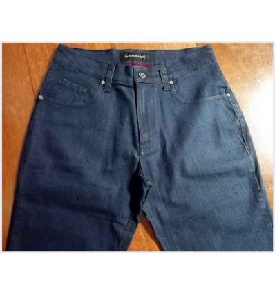 Calça Jeans azul de algodão com elastano, macia e confortável, cód 1068  Entrega imediata com todas garantias da Empresa Fr