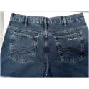 Calça  Pierre Cardin Jeans Azul.  Ref. 1213